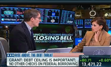 Thumbnail of Trillion-dollar Coin Not the Answer from CNBC with Maria Bartiromo