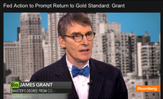 Thumbnail of Fed Action to Prompt Return to Gold Standard from Bloomberg Surveillance