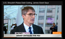 Thumbnail of U.S. Shouldn't Raise Debt Ceiling from Bloomberg