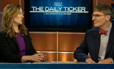 Thumbnail of No Fed Taper This Year: Jim Grant from Daily Ticker with Lauren Lyster