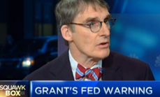 Thumbnail of Jim Grant: Here's why Fed won't remove 'patient' from CNBC - Squawk Box