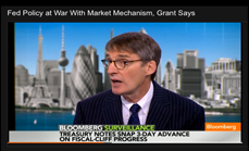 Thumbnail of Fed Policy at War with Market Mechanism from Bloomberg Surveillance