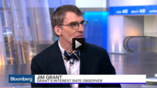 Thumbnail of James Grant: Fed Should Do Less of What They Do from Bloomberg ‹GO›