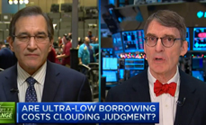 Thumbnail of Santelli Exchange: Ultra low rates 'an opiate' from CNBC: Santelli Exchange